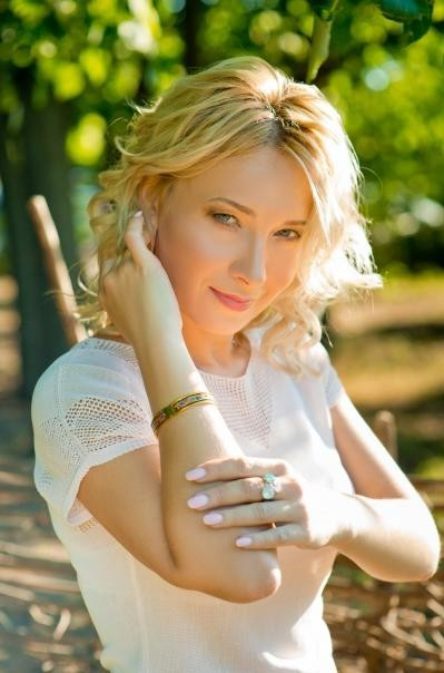 Profile photo Ukrainian women Yuliya