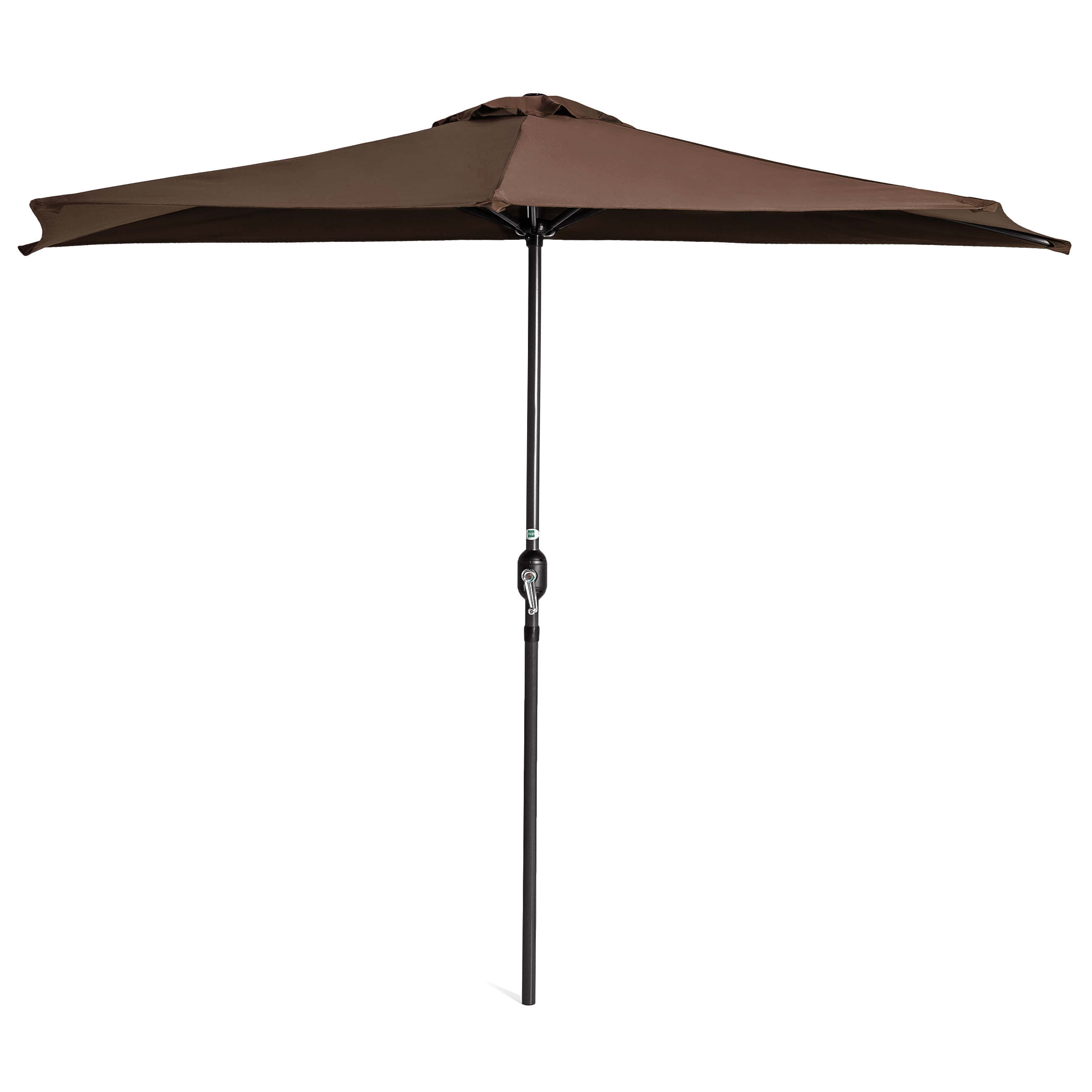 BCP-9ft-Half-Patio-Umbrella-w-Crank-Steel-Frame-UV-amp-Water-Resistant-Fabric thumbnail 15