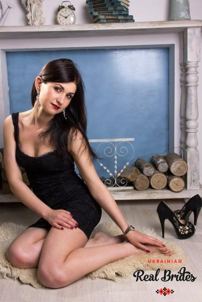 Photo gallery №6 Ukrainian bride Viktoria