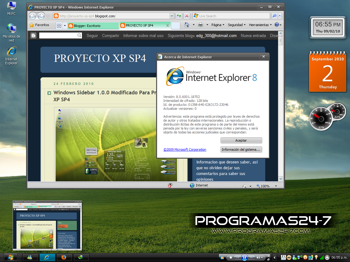 Windows XP SP4 ISO