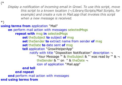 Mailscript