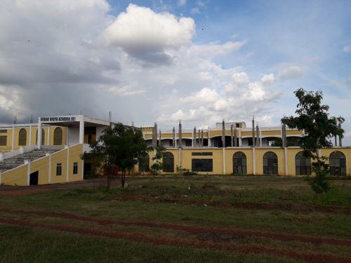 Bidar Vidya Kendra (R) Akkamahadevi Ayurvedic Medical College and Research Centre