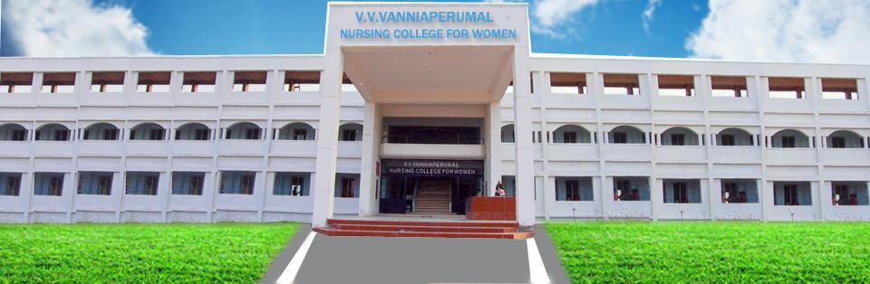 V.V. Vanniaperumal Nursing College for Women, Virudhunagar Image