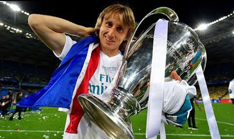 Luka Modric Chắc chắn ở lại Real Madrid