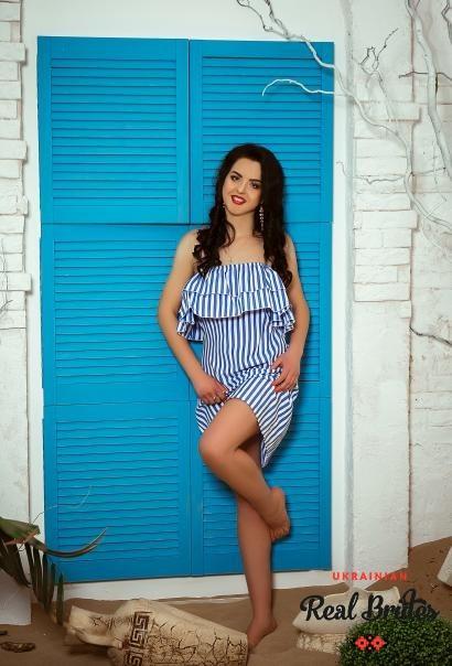 Photo gallery №5 Ukrainian bride Viktoriya