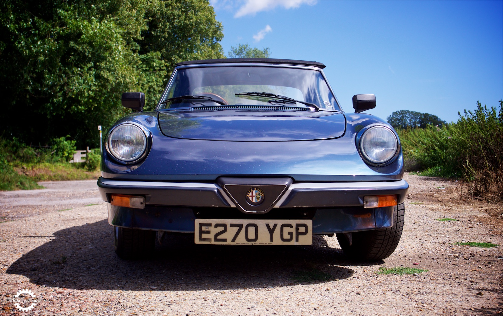 Saying Goodbye to my Alfa Romeo Spider S3