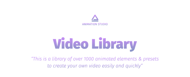 Video Library for Premiere Pro - 2