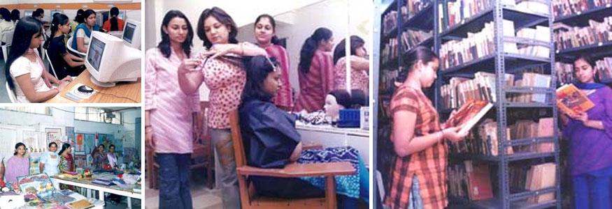 Ahimsa Women's Polytechnic, New Delhi