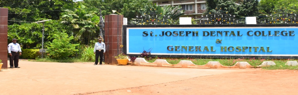 St. Joseph Dental College, Duggirala