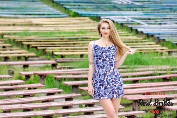 Photo gallery №2 Ukrainian bride Elizaveta