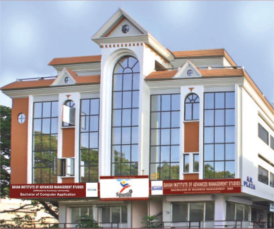Davan Institute of Advanced Management, Davangere