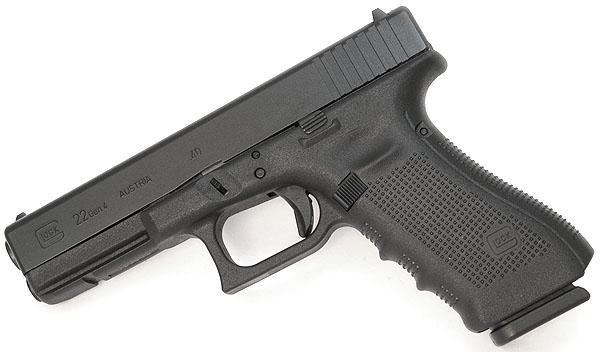 cover-image Gen4 Glock 22