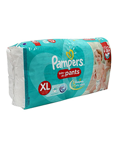 Pampers Pants Extra Large