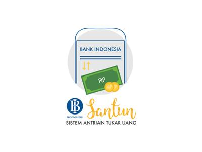 Sitem Penukaran Uang Tunai Rupiah Bank Indonesia
