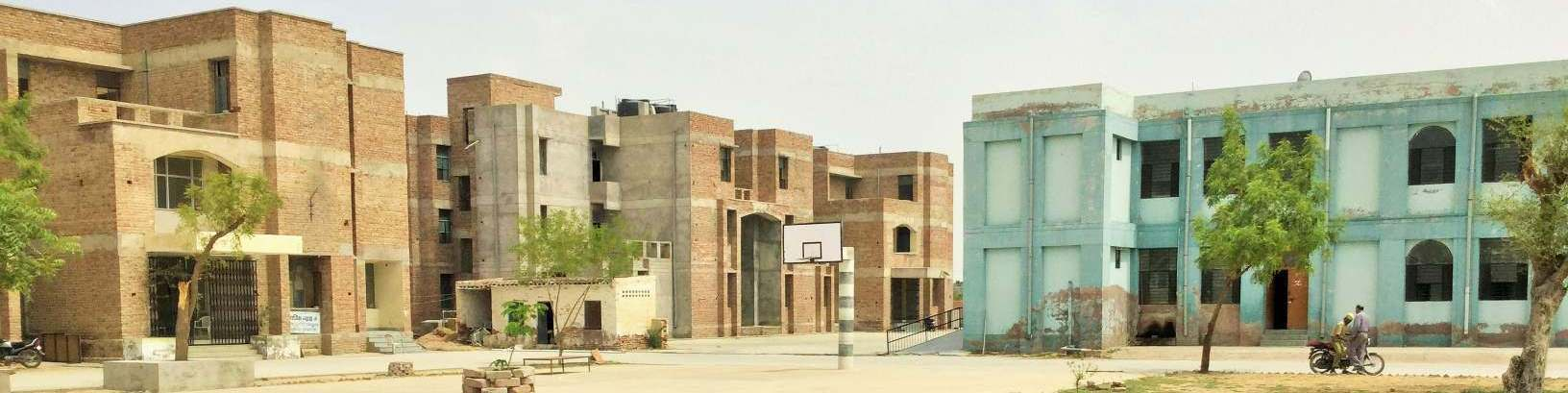 DEPARTMENT OF MANAGEMENT AND TECHNOLOGY, ENGINEERING COLLEGE BIKANER