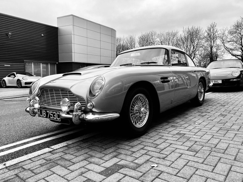 AX launches appeal to find stolen Aston Martin DB5