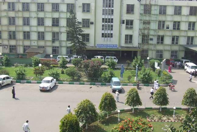B.R. Singh Hospital & Centre Image