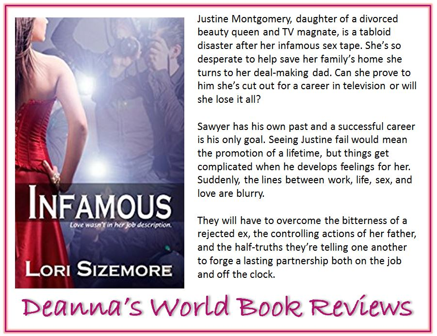 Infamous by Lori Sizemore blurb