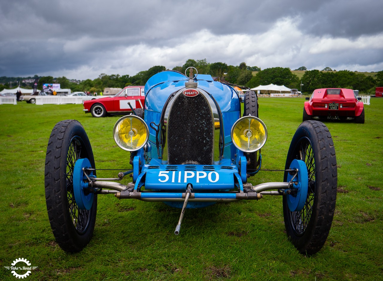 Concours Virtual exhibits £250m worth of classic cars