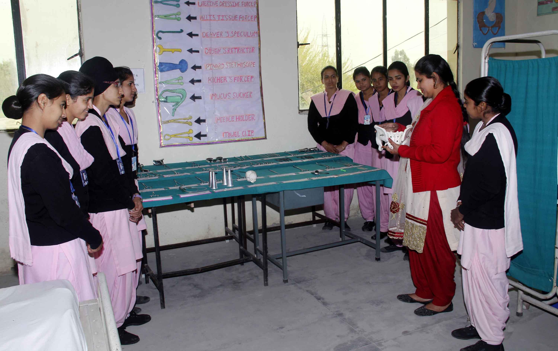 Bhai Ghanaiya Ekta College Of Nursing Image