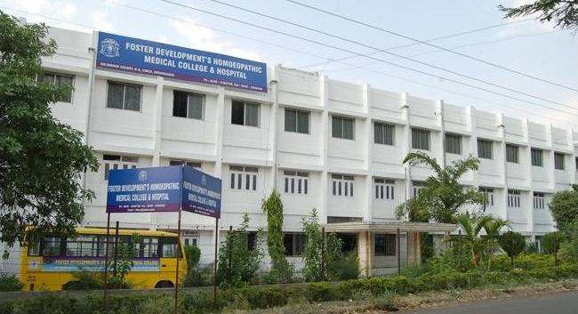 Foster Developments Homoeopathic Medical College, Aurangabad Image