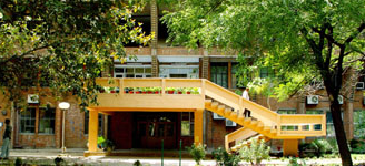 The School of Life Sciences, JNU Image