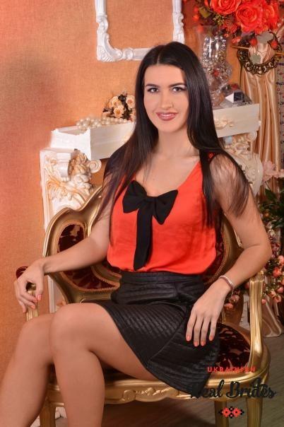 Photo gallery №3 Ukrainian bride Alina