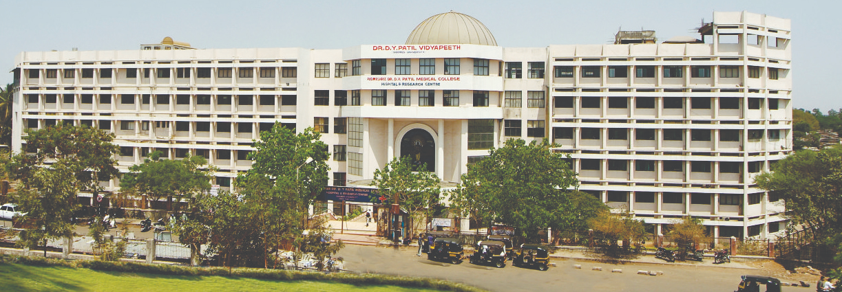 Dr. D. Y. Patil Medical College Hospital and Research Centre, Pune Image