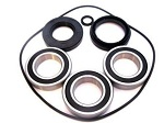 Rear Wheel Bearings and Seals Kit TRX250EX Sportrax 2001-2017 Complete Axle Rebuild