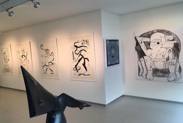 ArtDepot Kamagurka interieur