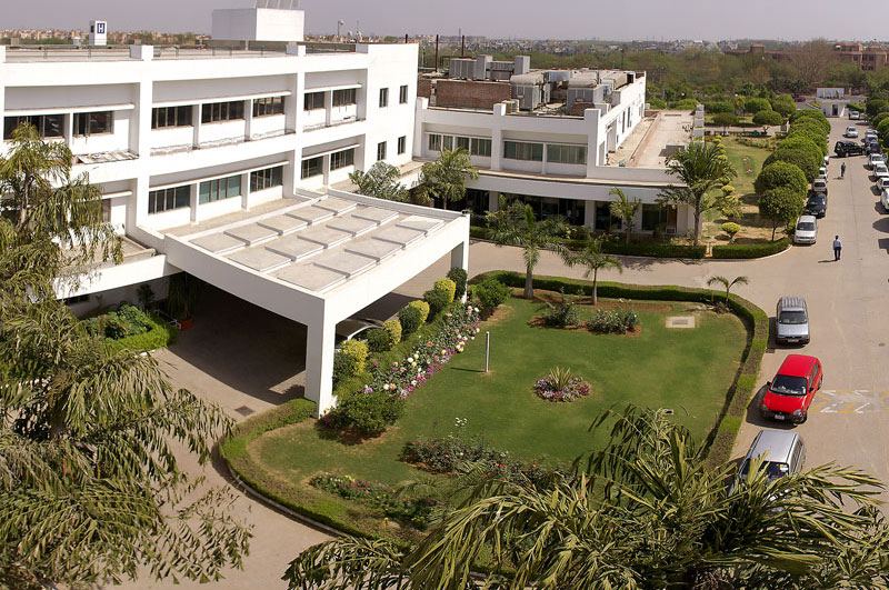 Indian Spinal Injuries Centre Image