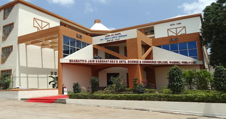 Bharatiya Jain Sanghatana's Arts, Science and Commerce College, Pimpri