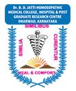Dakshin Bharat Hind Prachar Sabha, Dr. B.D.Jatti Homoeopathic Medical College And Hospital