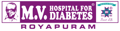 M. V. Hospital for Diabetes and Diabetes Research Centre