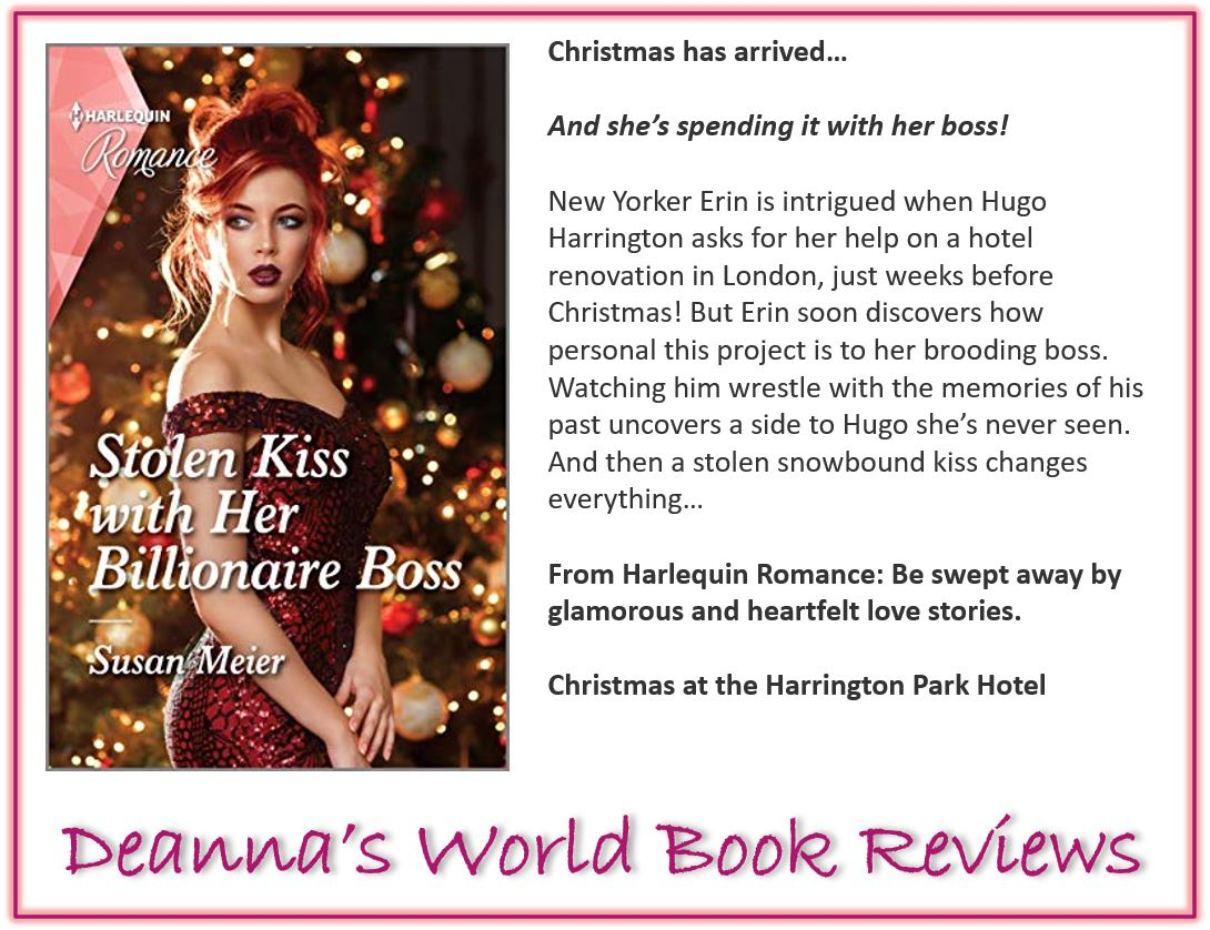 Stolen Kisses With Her Billionaire Boss by Susan Meier blurb