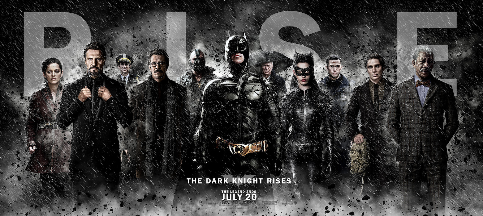 cover-image Dark knight team