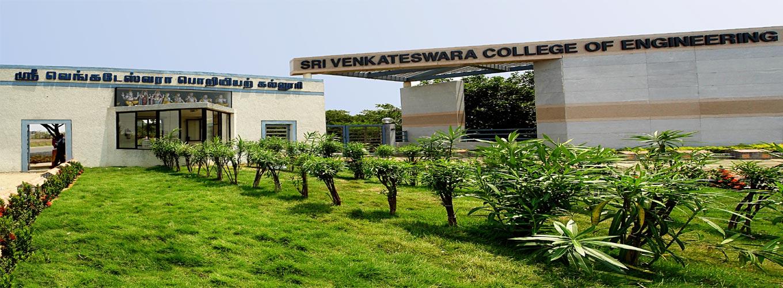 Sri Venkateswara College of Engineering, Sriperumbudur