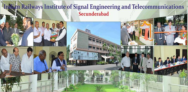 Indian Railway Institute of Signal Engineering and Telecommunications, Secunderabad