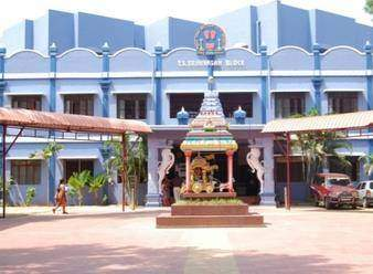 SRIMAD ANDAVAN ARTS AND SCIENCE COLLEGE