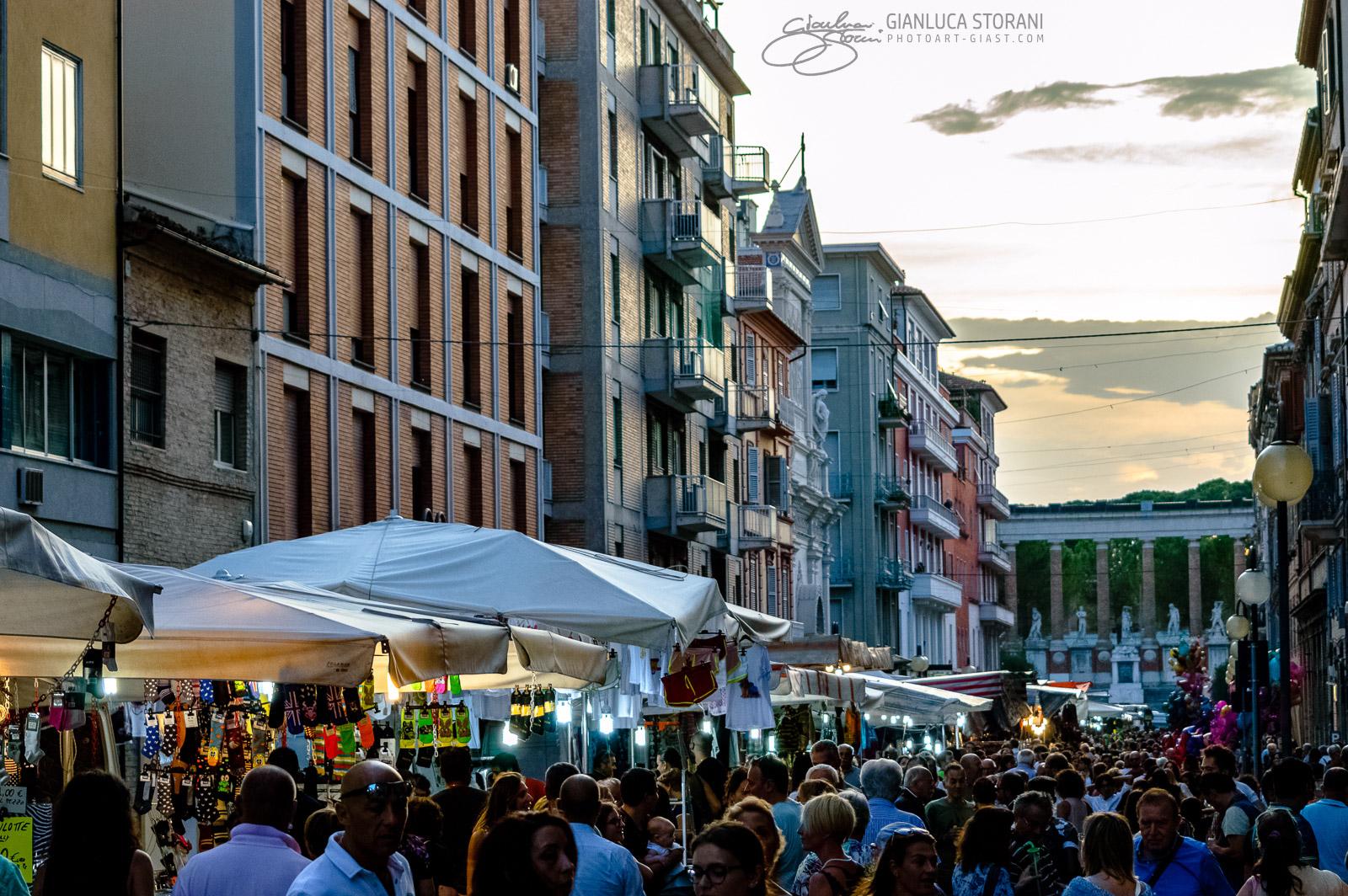 San Giuliano 2017, Corso Cavour - Gianluca Storani Photo Art  (ID: 4-2569)