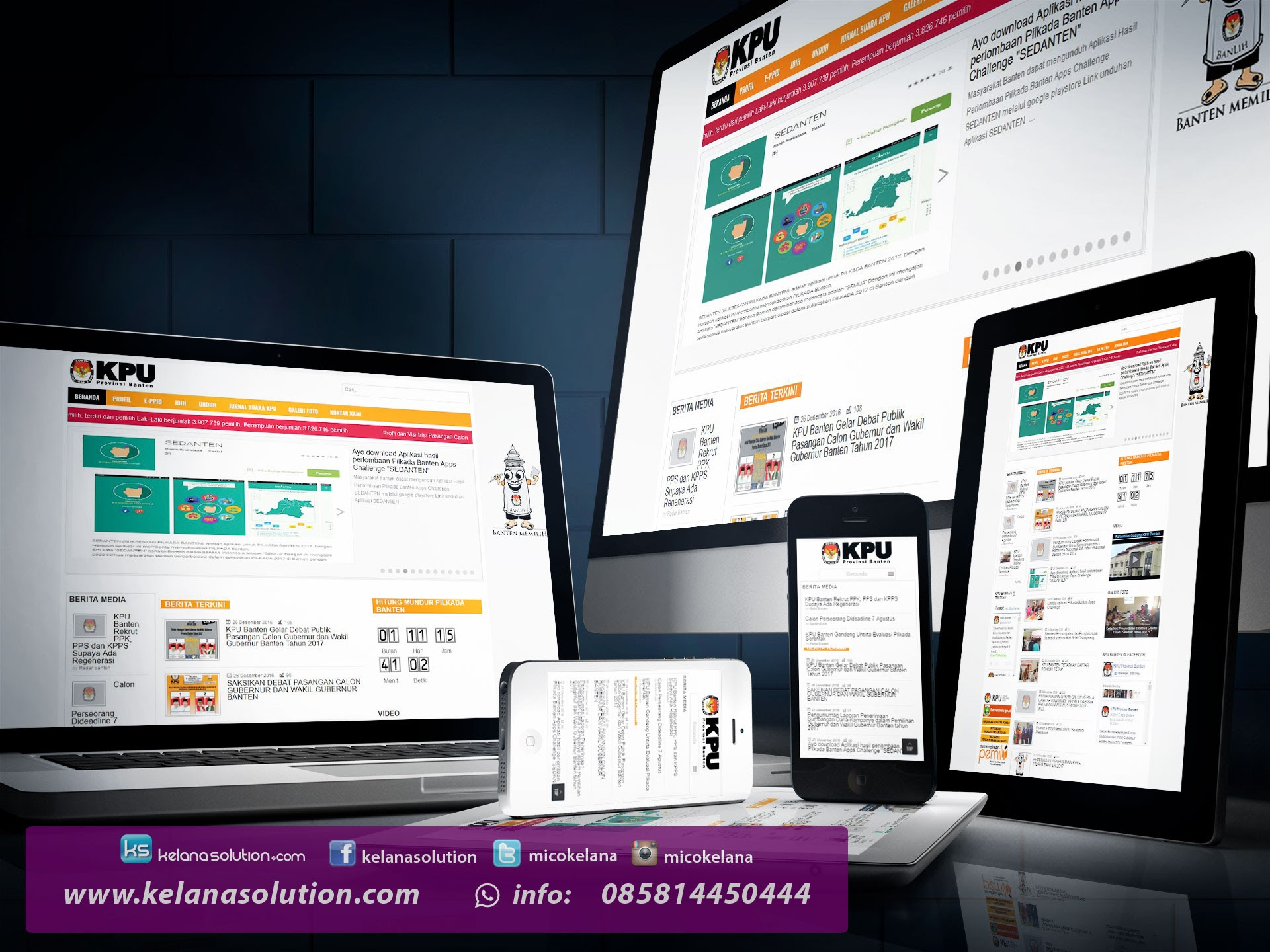 Jasa Pembuatan Website E-Government