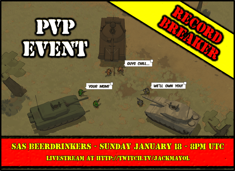 PvP Event