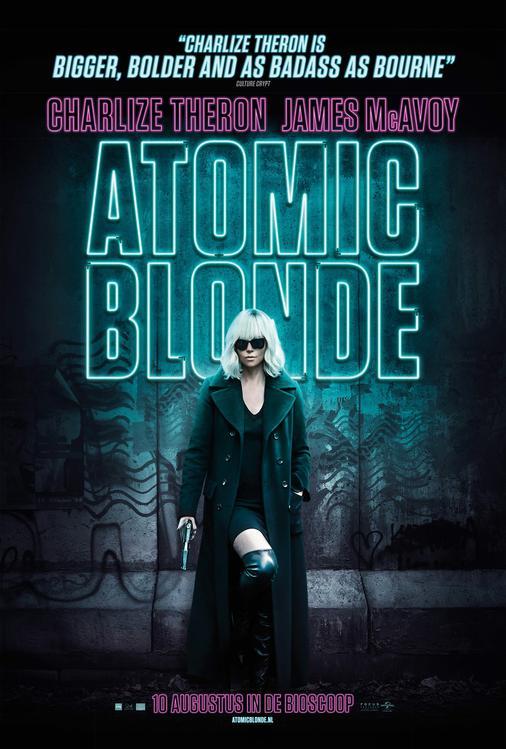 Atomic Blonde (16+)