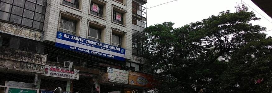 All Saints Christian Law College,Visakhapatnam