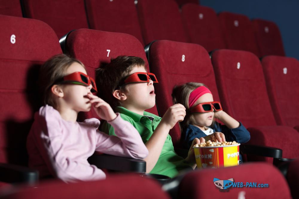 Снова в кино и кинозалы, отдыхаю вместе с друзьями!