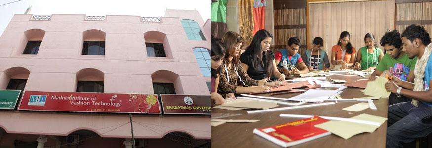 Madras Institute of Fashion Technology, Chennai Image
