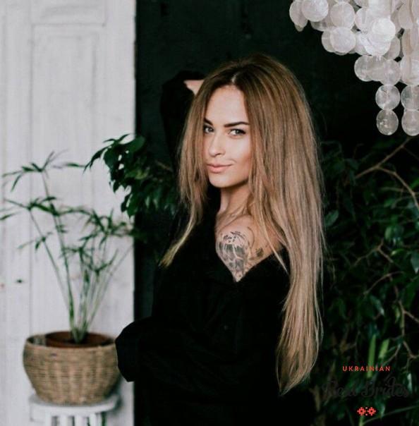 Photo gallery №9 Ukrainian bride Yevheniia