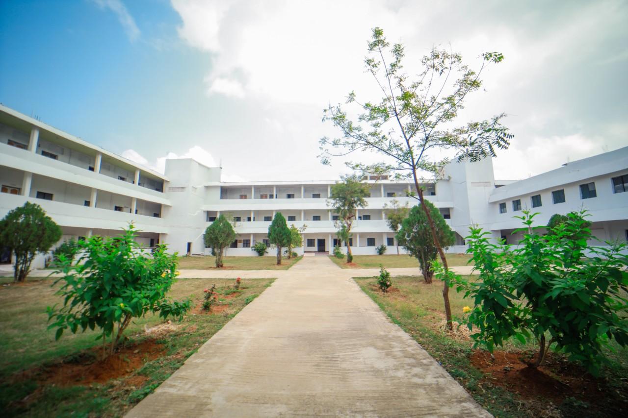 St. John's College of Nursing, Vellore Image