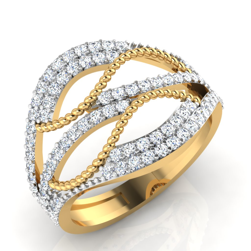 The Pallavi Diamond Ring