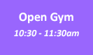 OPENGym930am